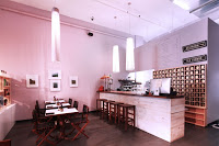 Tea Places: Harney and Sons SoHo