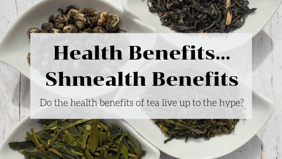 Health Benefits…Shmealth Benefits