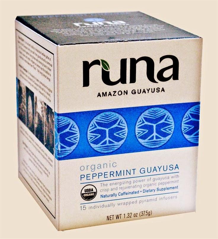 Runa Tea Peppermint Guayusa