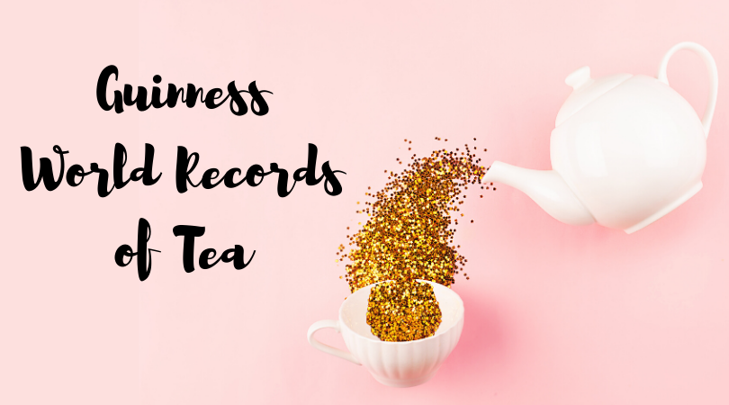 Guinness World Records of Tea
