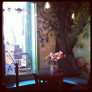 Tea Places: Physical Graffitea