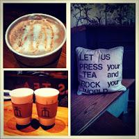 Tea Places: Press Tea
