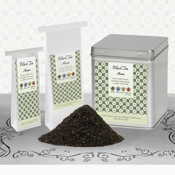 The Kettle Shed Tea Company Assam - Tea for Me Please