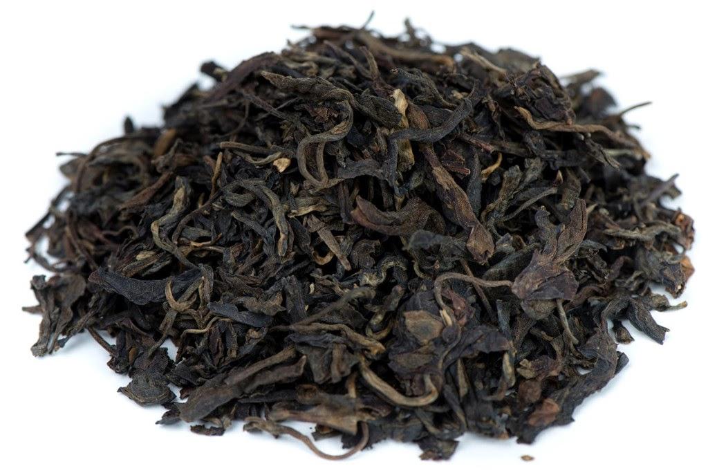 Tribute Tea Company 2004 Yiwu Mountain Raw Puerh