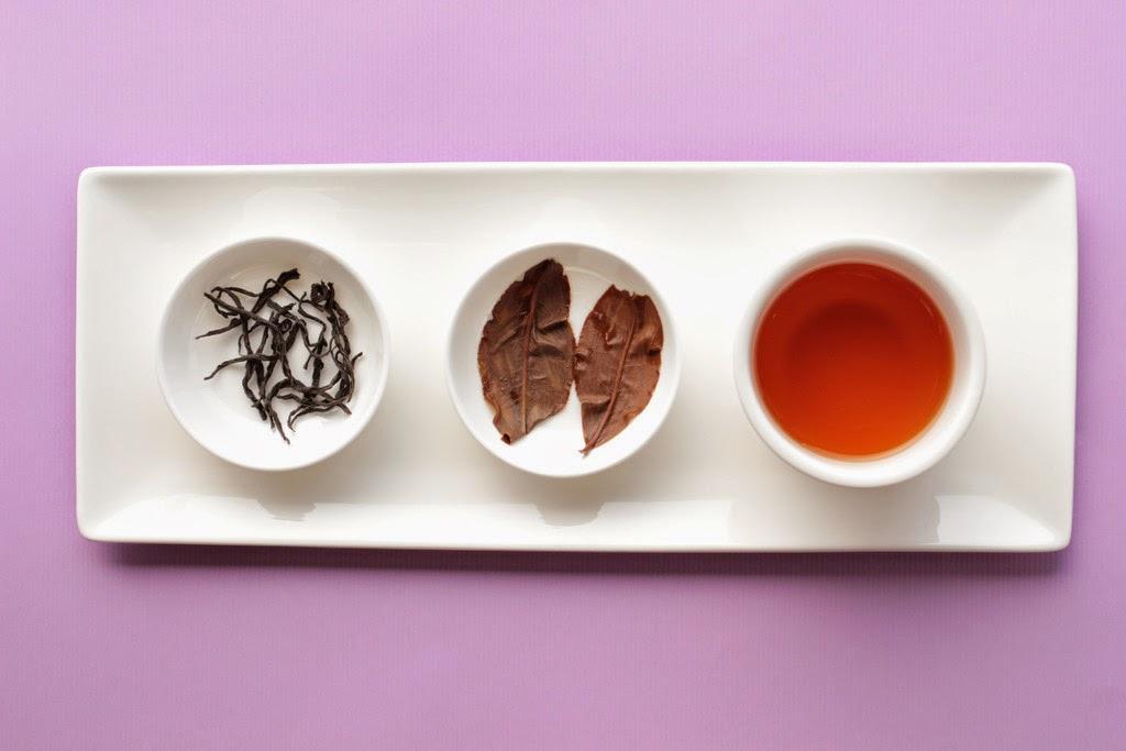 Cameron Tea Taiwanese Sun Moon Lake Black Tea – Ruby