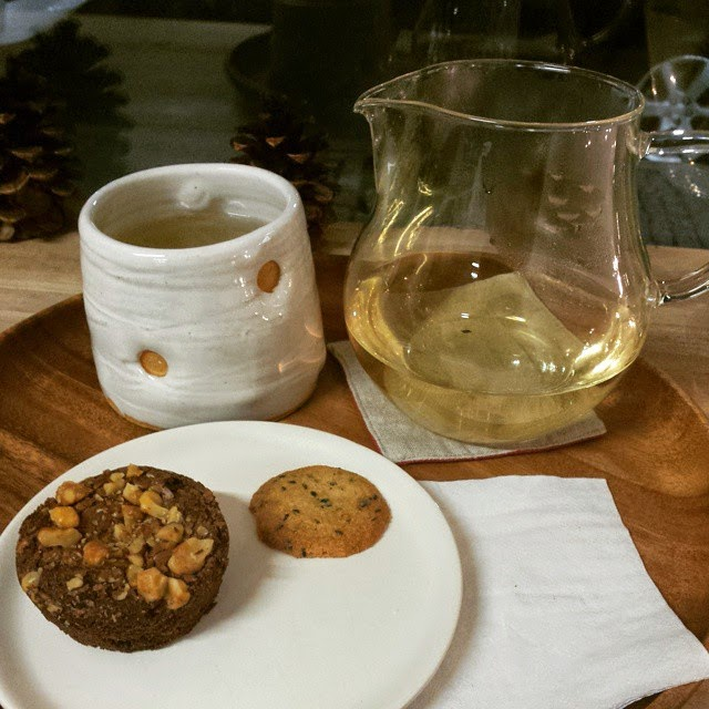 Tea Places: Tiny Pinecone Teahouse and Bakeshop