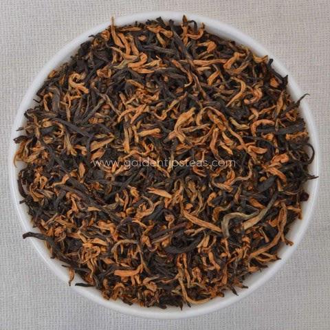 Golden Tips Tea Halmari Gold Assam Black Tea Second Flush 2014