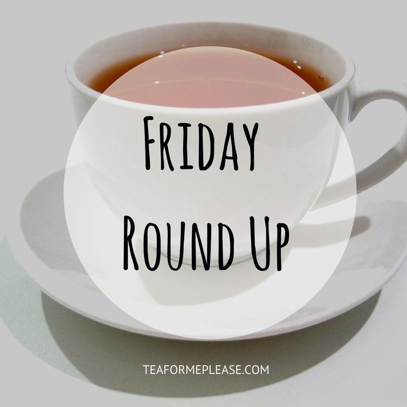 Friday Round Up: January 18th – January 24th