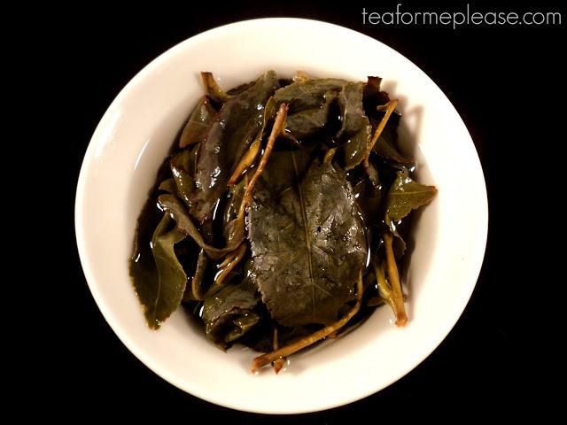 Xin Mu Cha Nonpareil Taiwan LaLaShan Oolong Tea