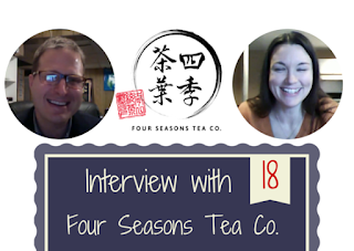 Podcast Episode 18: Interview with Jeff Kovac of Four Seasons Tea Co.