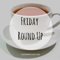 Friday Round Up: May 1st – May 7th