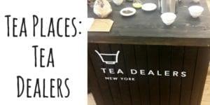Tea Dealers