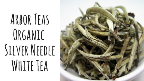 Arbor Teas Organic Silver Needle White Tea