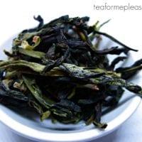 Zhao Zhu Tea Green Dancong 2017 No.530