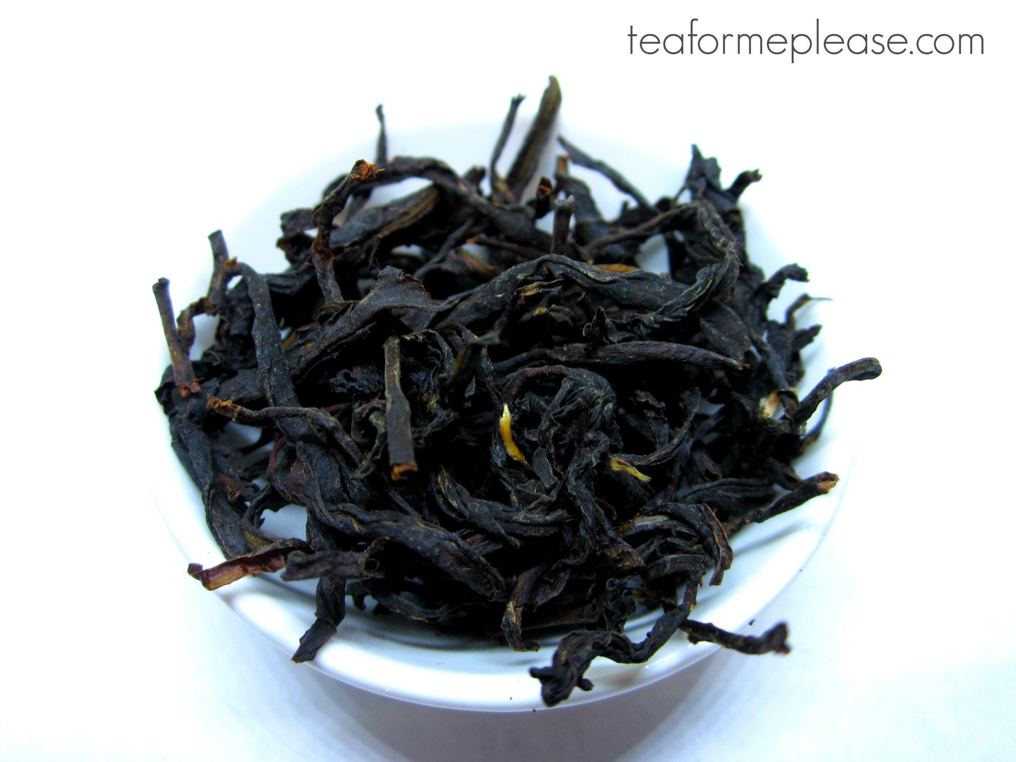 Tea Repertoire Nangang Honey Black