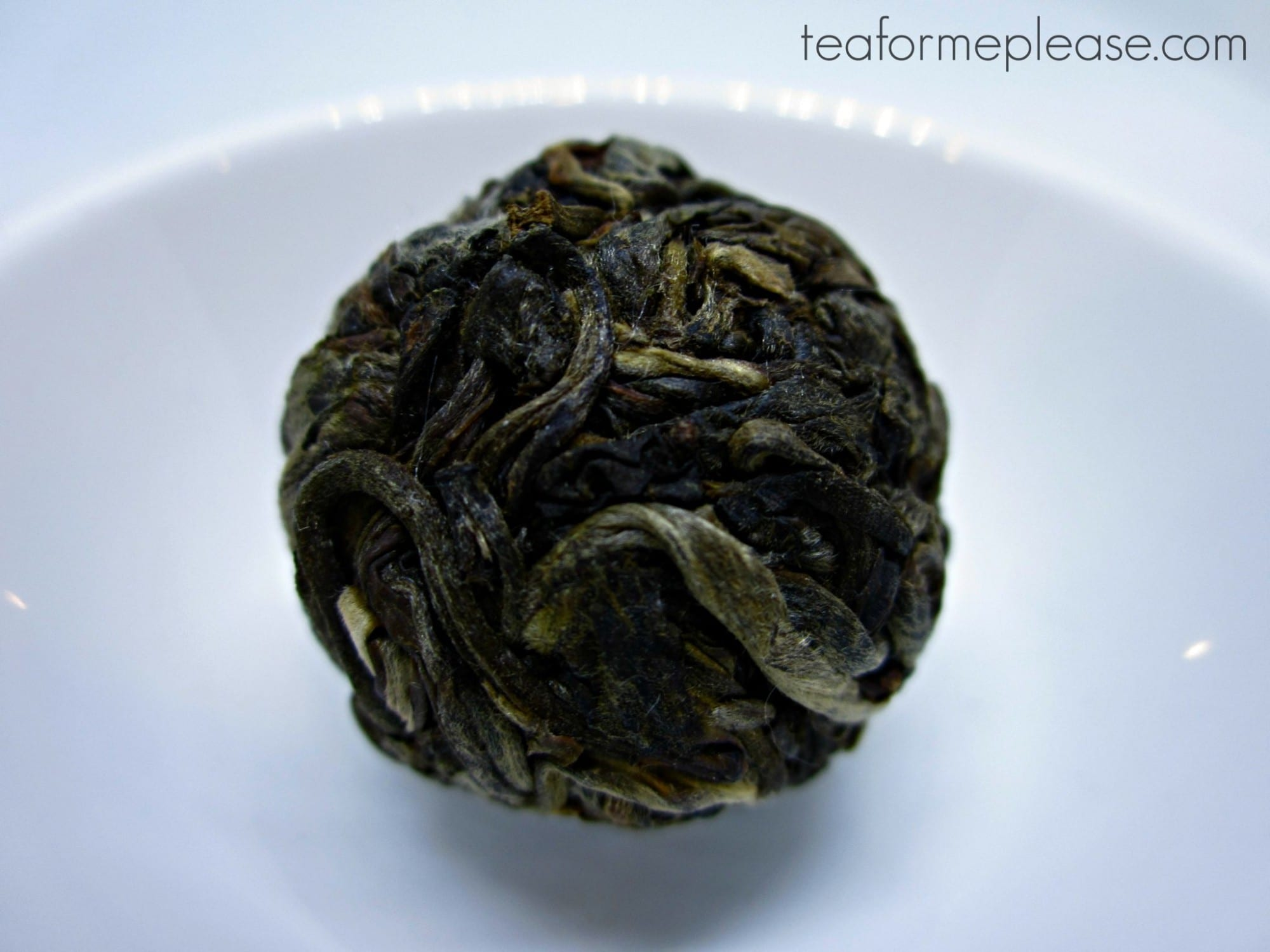Mei Mei Fine Teas Bing Dao Ancient Raw Pu'erh Tea Dragon Balls