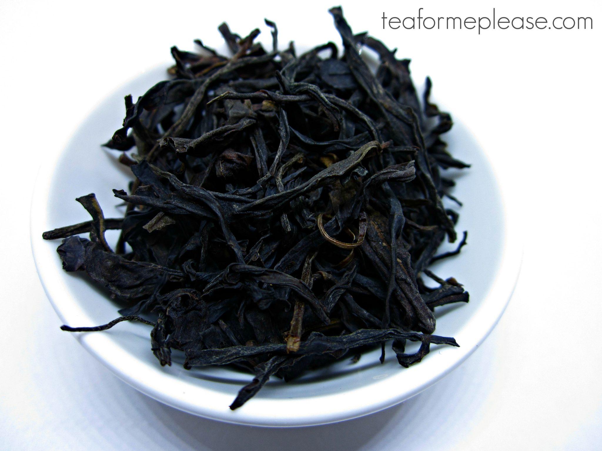 Mei Mei Fine Teas Phoenix Dan Cong Oolong Red Leaf Chi Ye