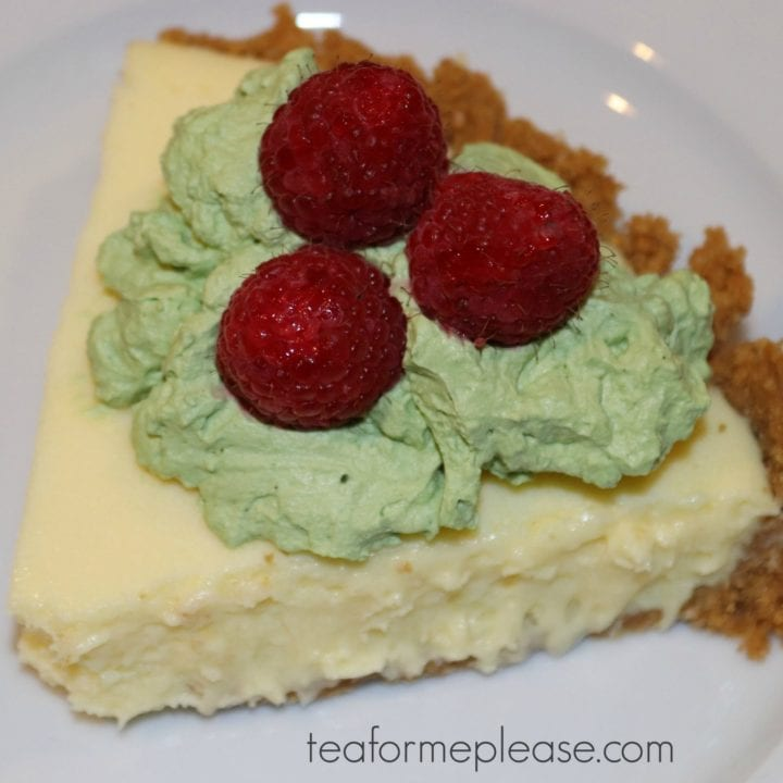 Homemade Matcha Whipped Cream