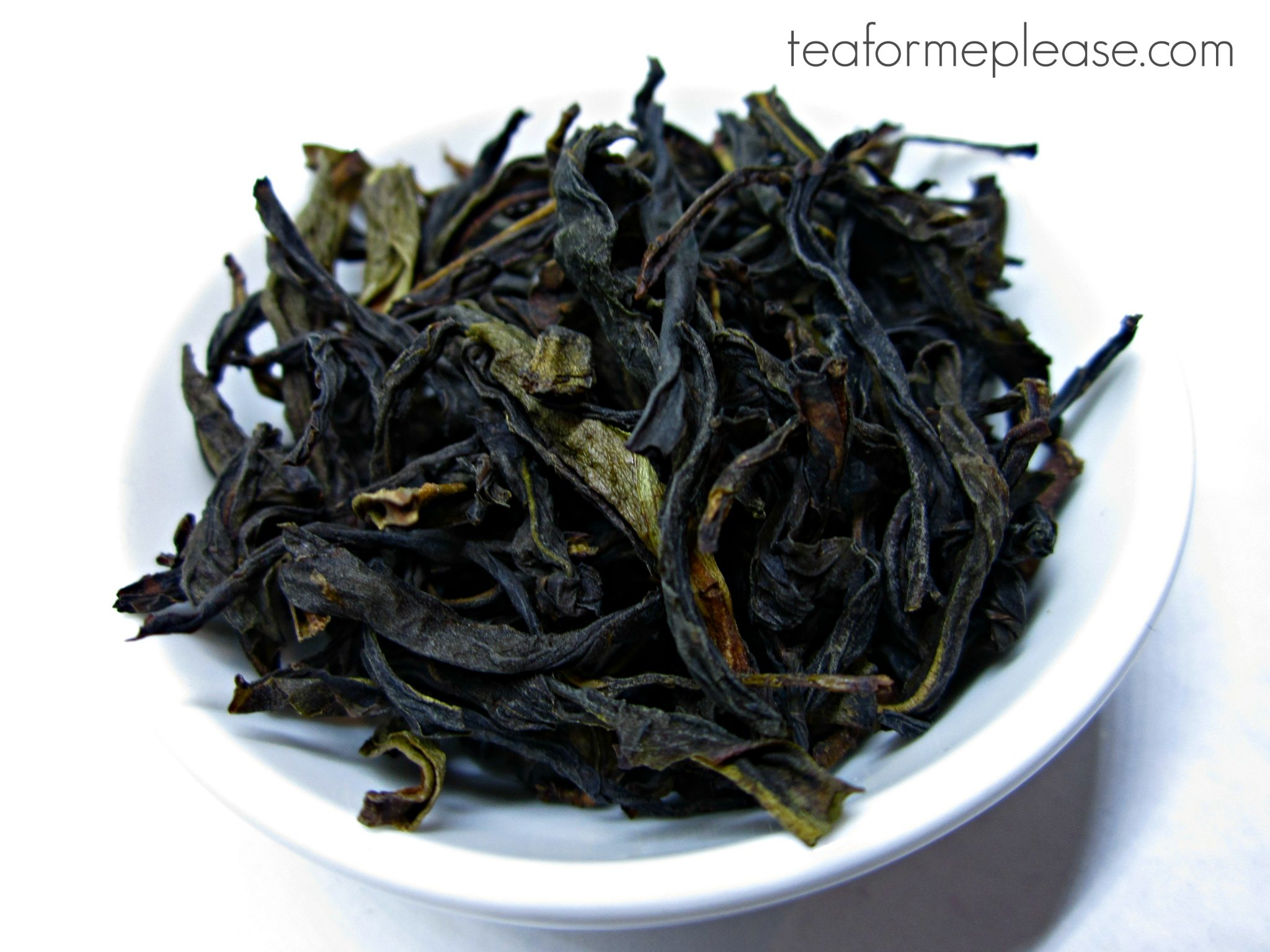 Magnolia fragrance oolong leaves