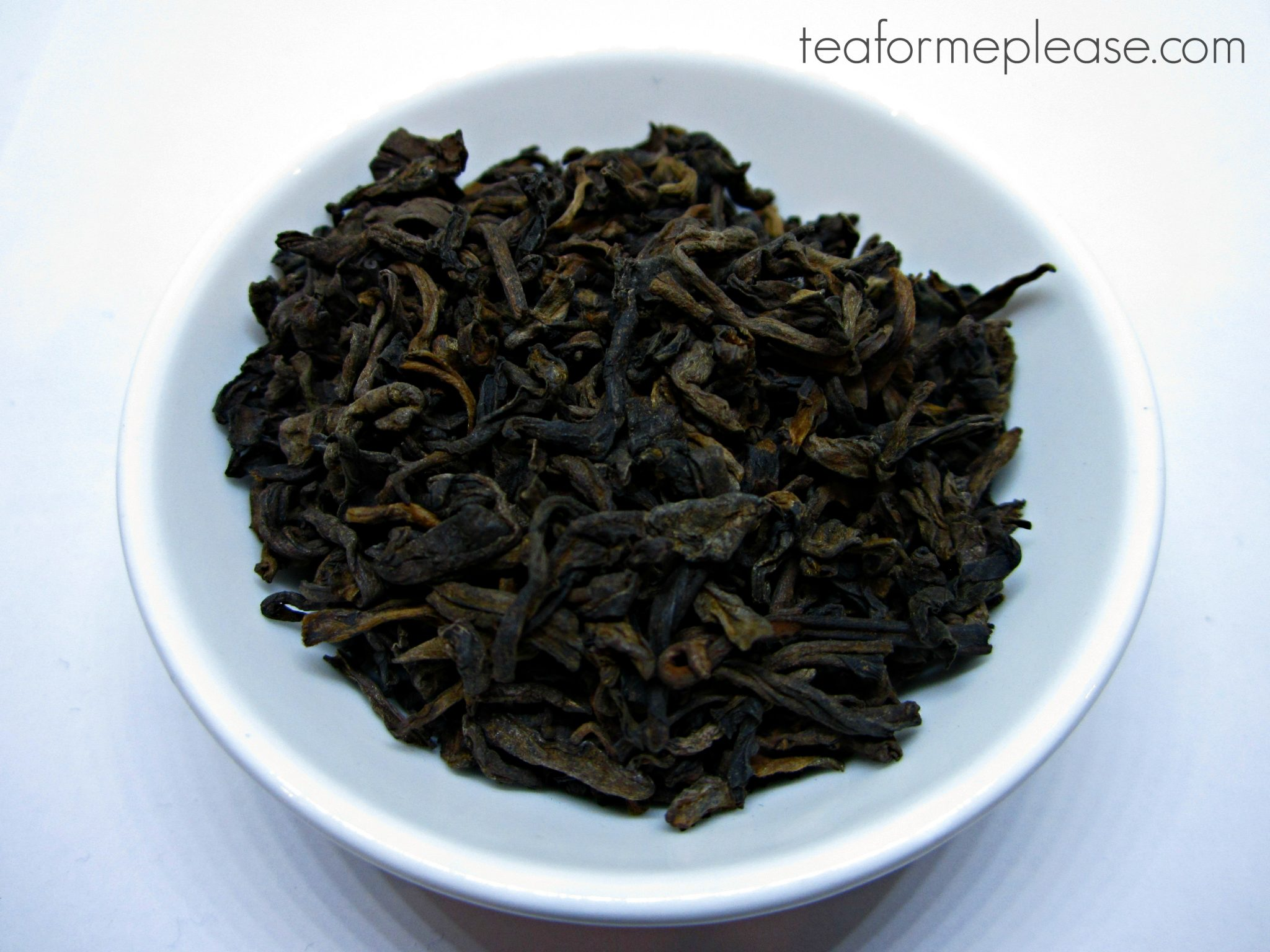 Rama Lama Bulang puerh tea leaves
