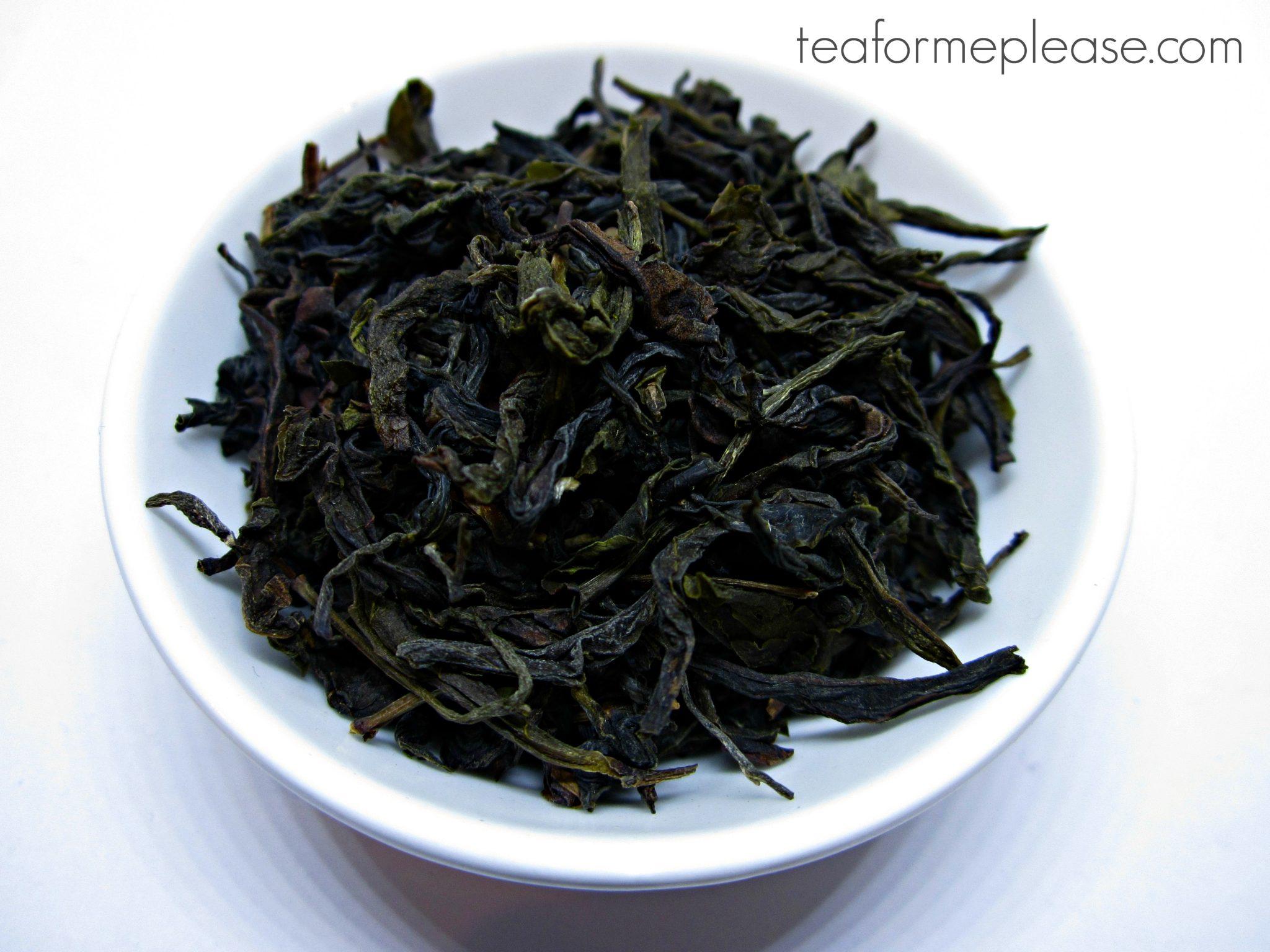 Wenshan Mist Green