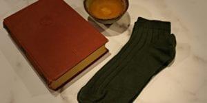 Green Tea Socks