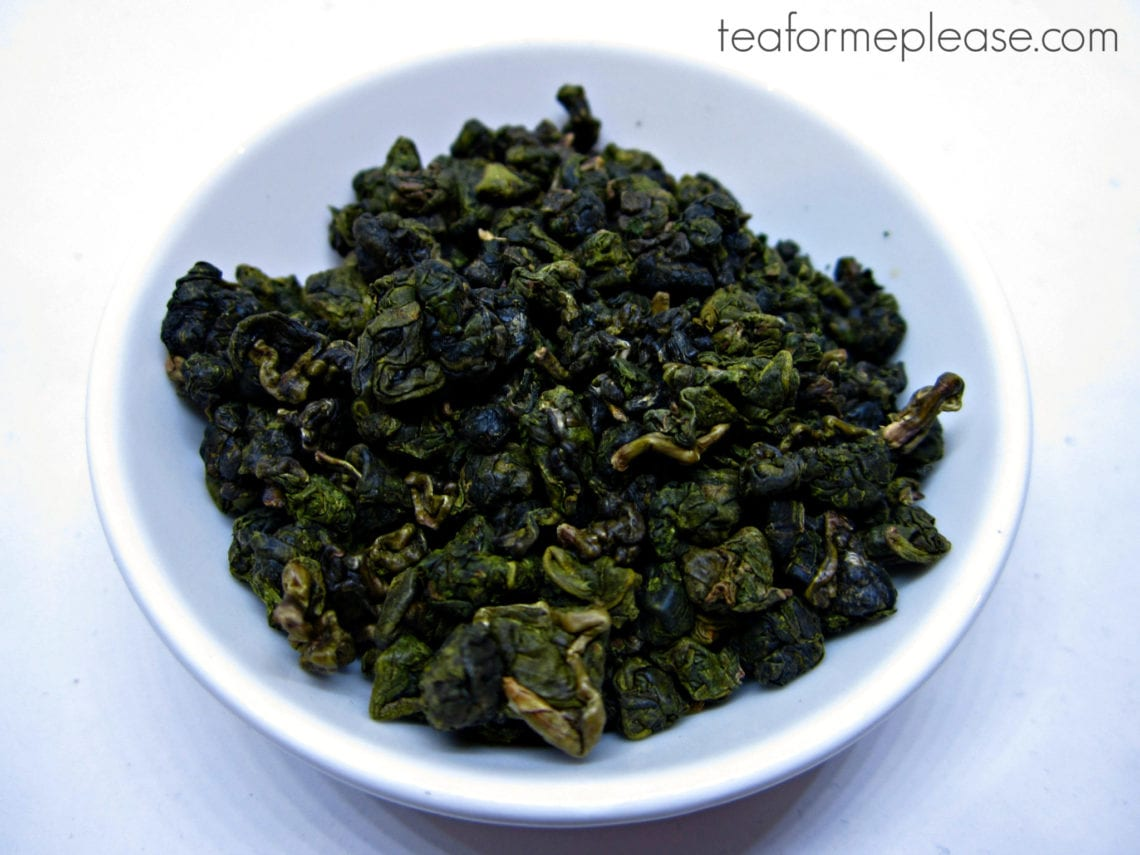 Songyi Tea Shanlinshi Oolong Tea