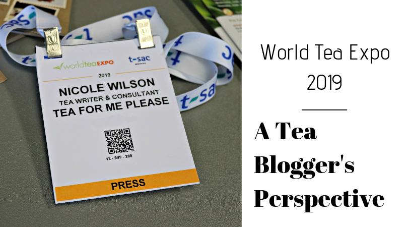 World Tea Expo 2019