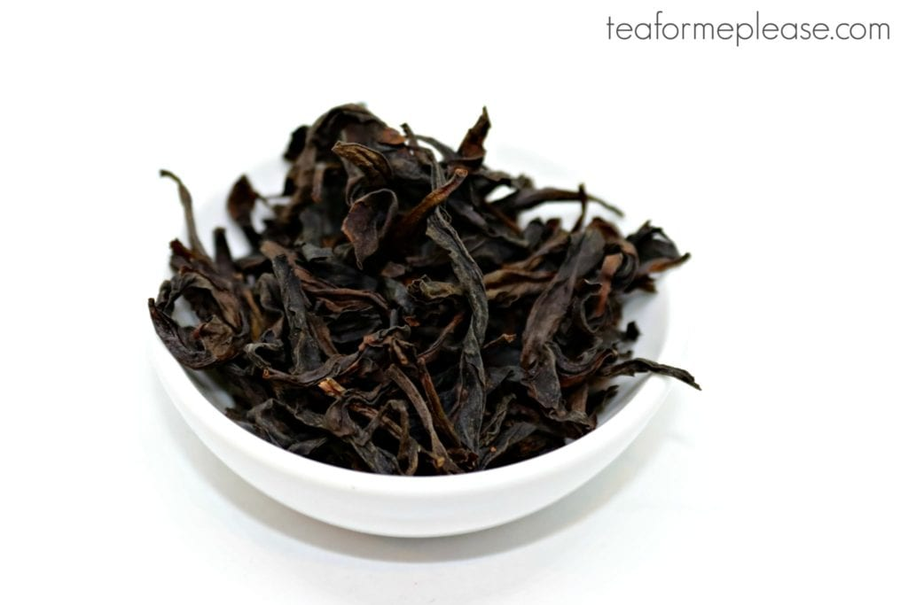 Enchanting fragrance oolong