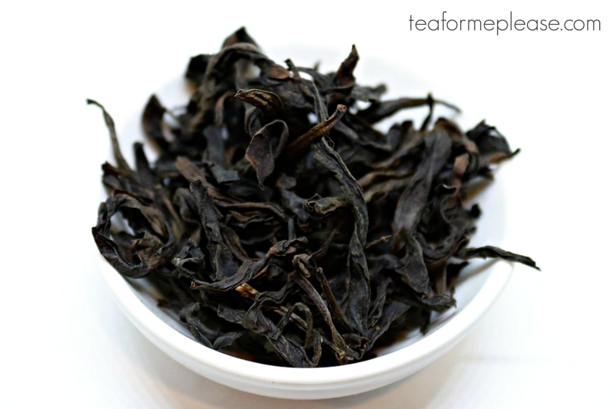 Mei Mei Fine Teas Wuyi Rock Oolong Tea Enchanting Fragrance