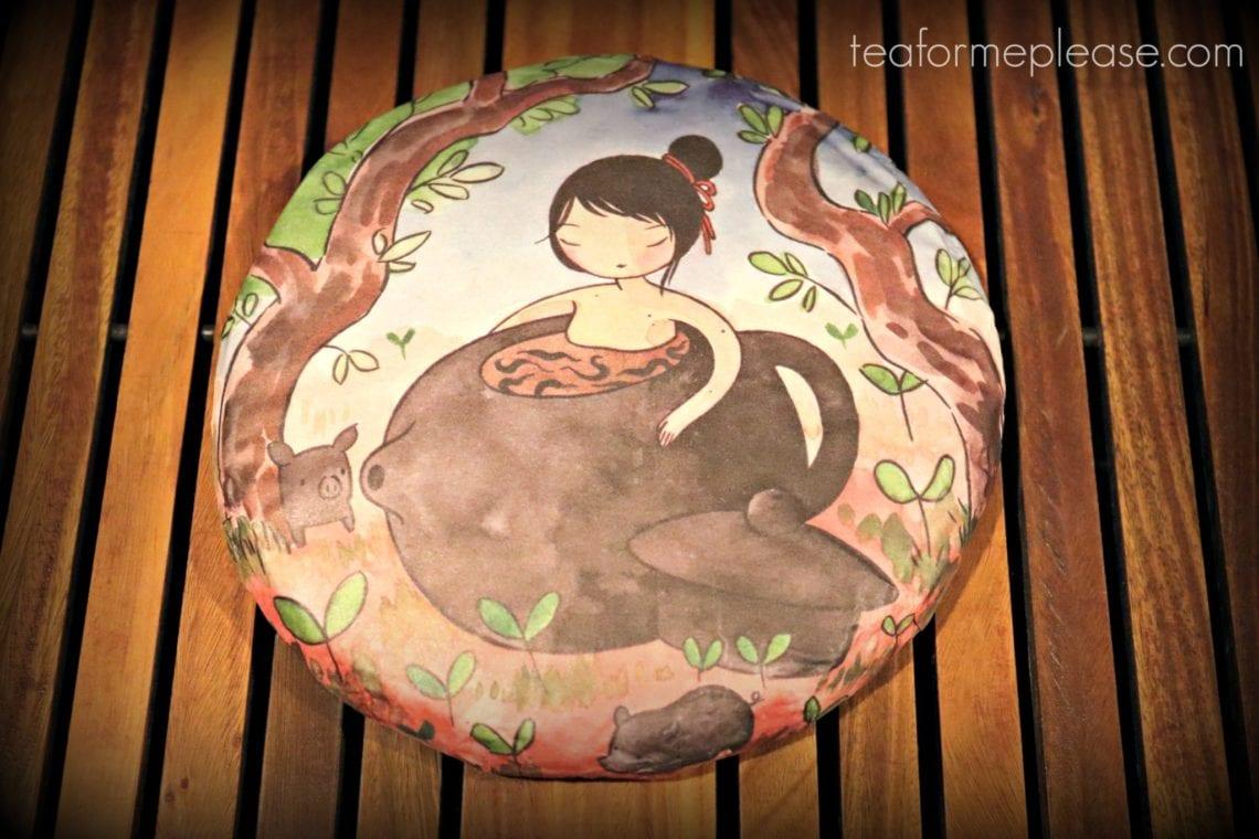 Crimson Lotus Tea Daydream
