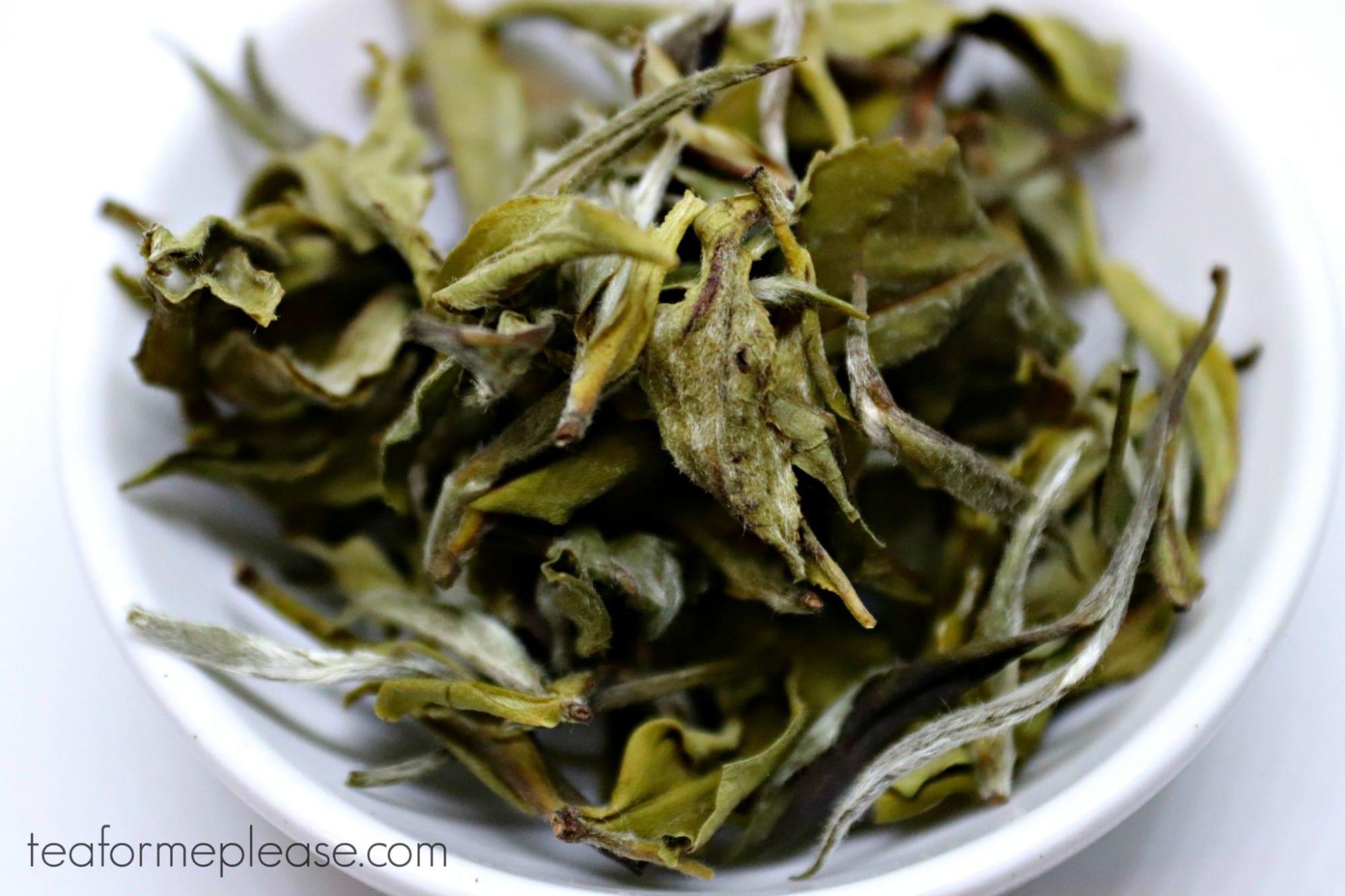 Nepali Tea Traders Ama Dablam Organic White Tea