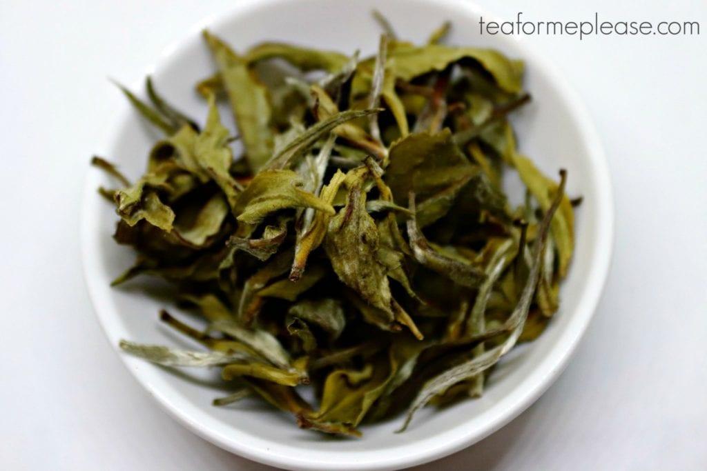 Ama Dablam Organic White Tea
