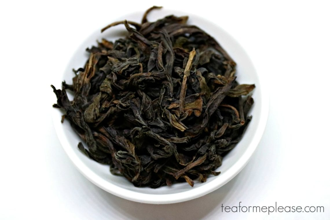 Little Red Cup Tea Co. Da Hong Pao Oolong