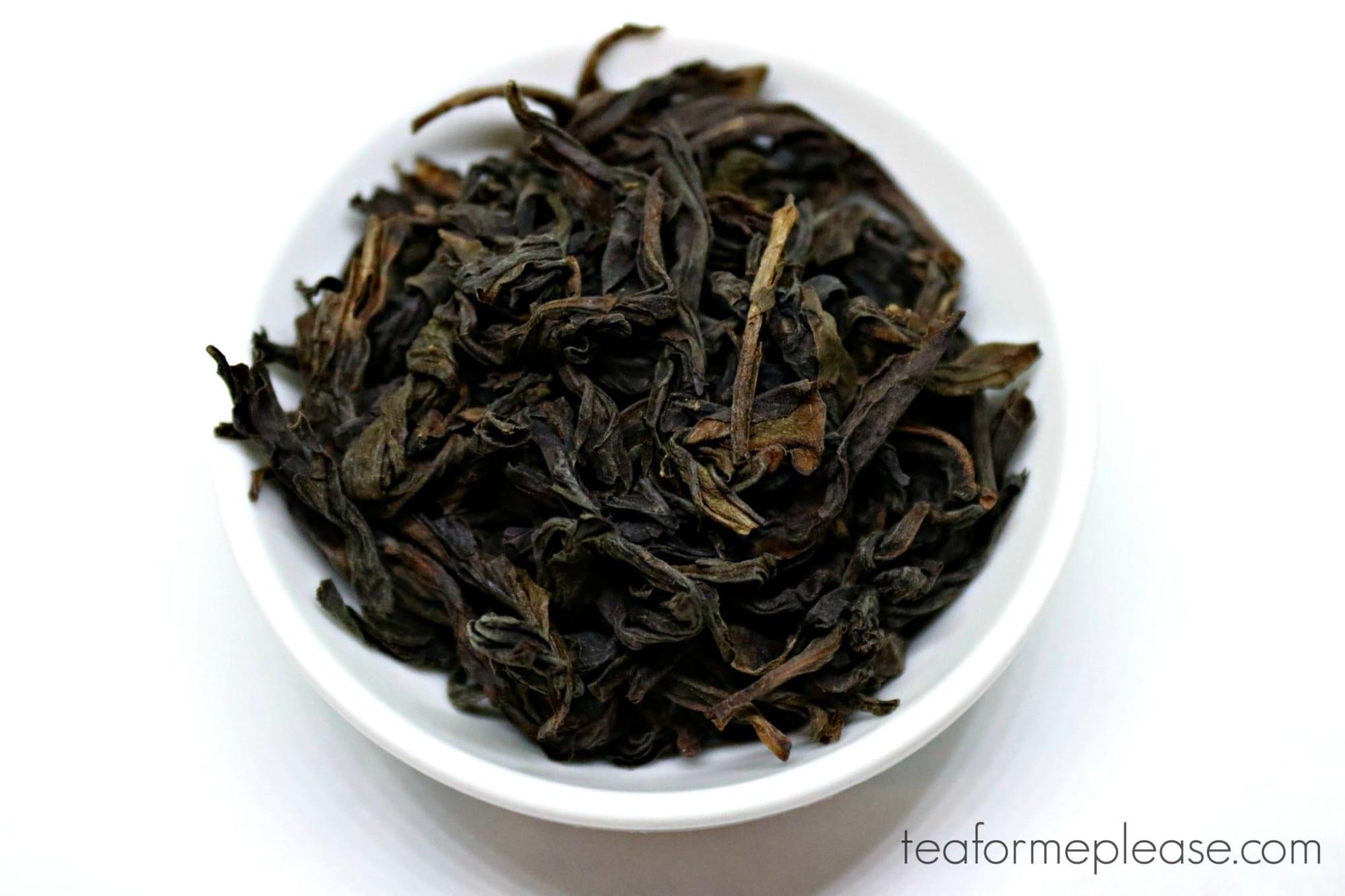 Little Red Cup Tea Co. Da Hong Pao Oolong