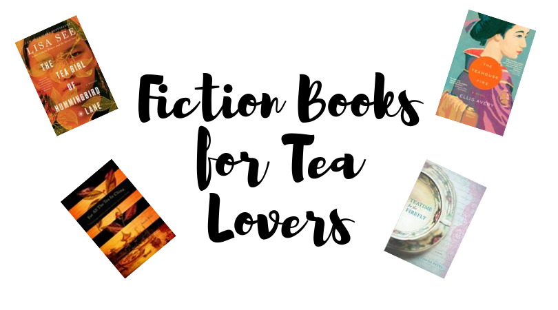 Fiction Books for Tea Lovers