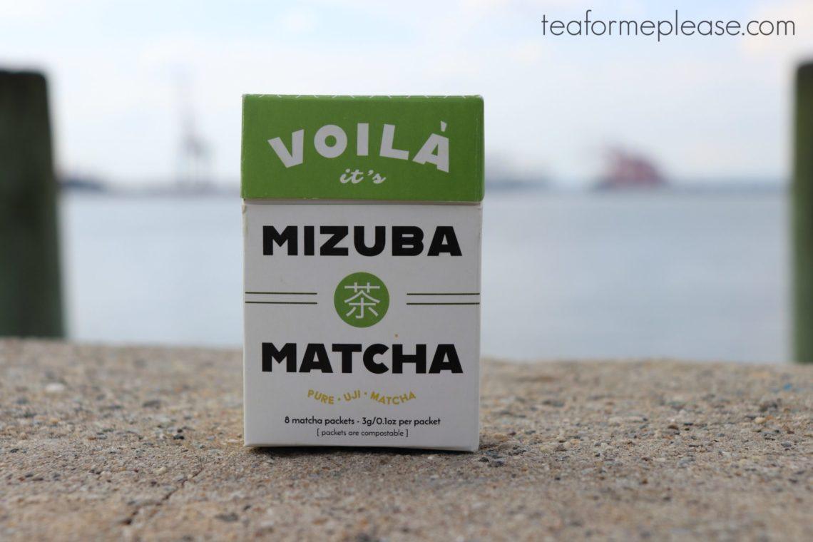 Voilà! Travel Mizuba Matcha