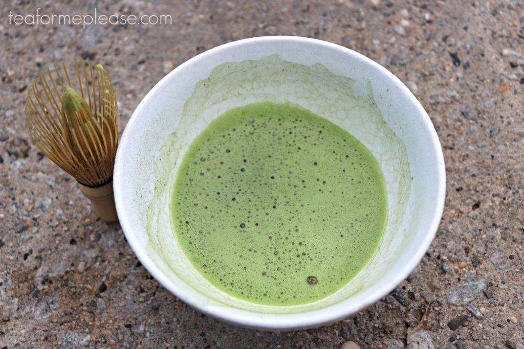 bowl of Voilà! Travel Mizuba Matcha