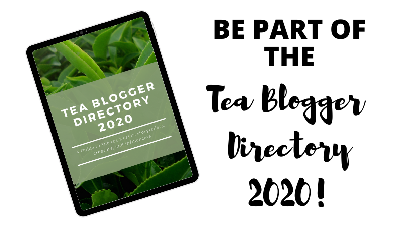 Be Part of the Tea Blogger Directory