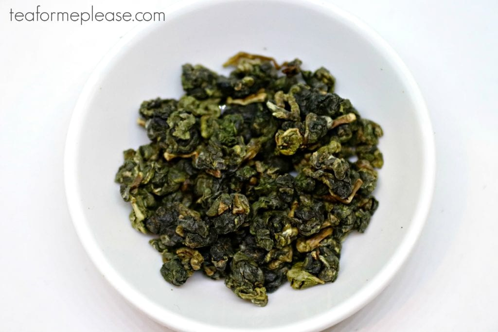Dry Leaf - Lucky Otter Oolong