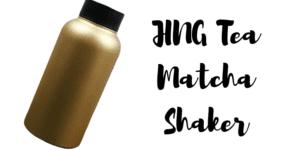 JING Tea Matcha Shaker