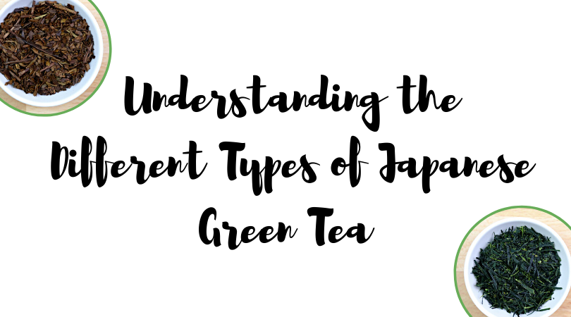 Understanding the Different Types of Japanese Green Tea