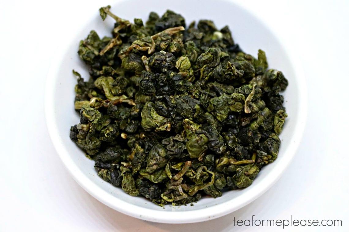 Exquisite Alishan Oolong Tea
