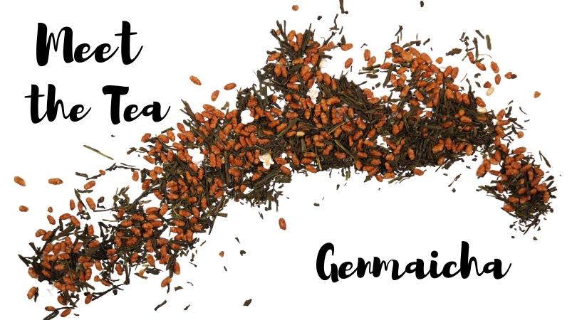 Meet the Tea: Genmaicha