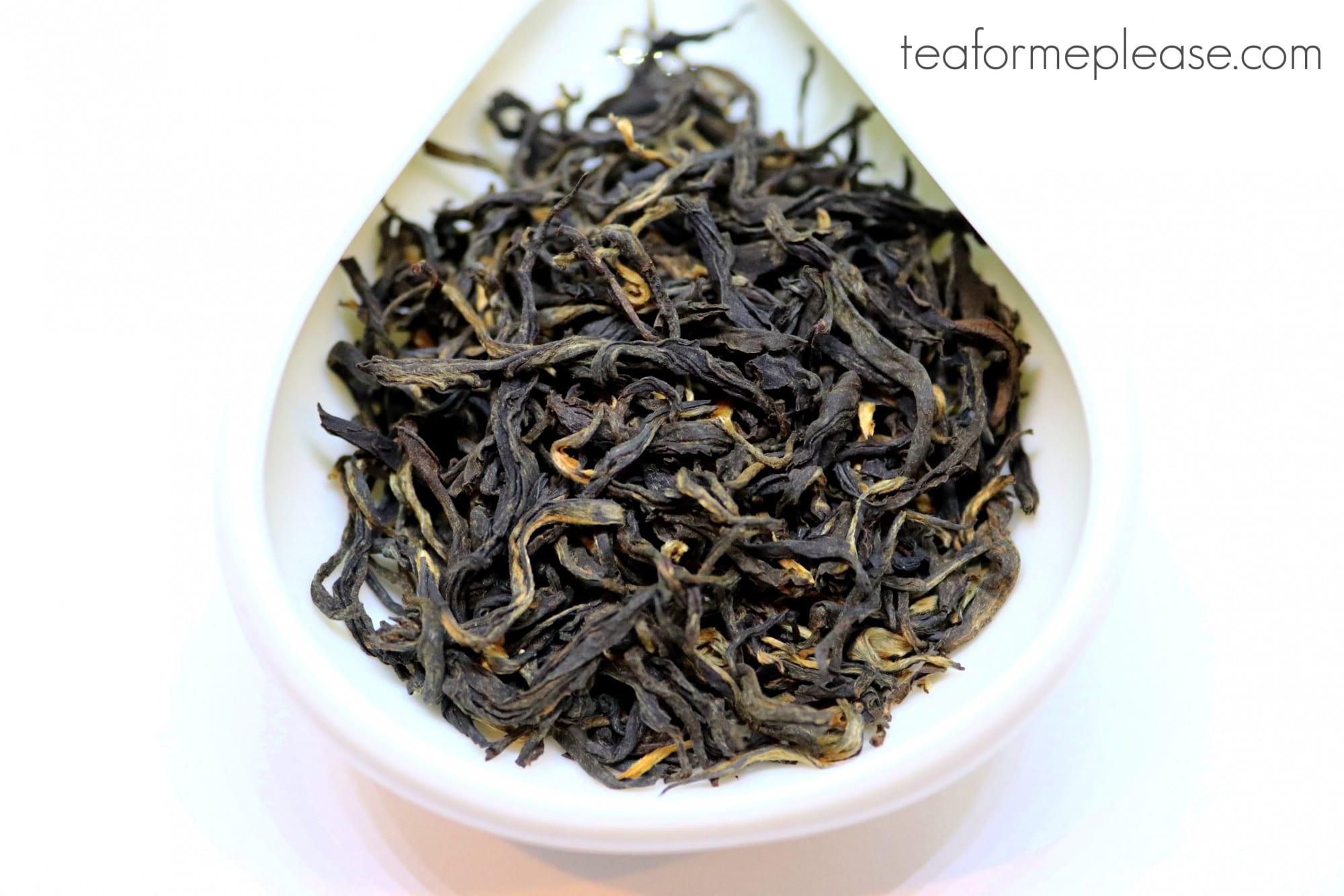 In Pursuit of Tea Himalayan Black