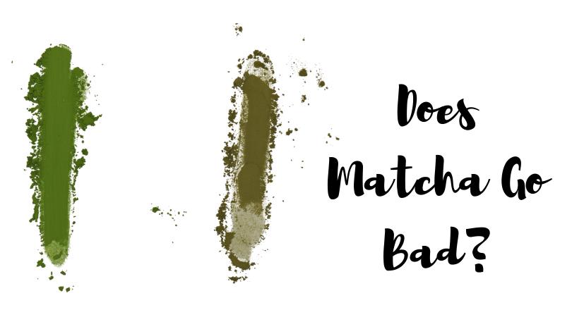 Does Matcha Go Bad?