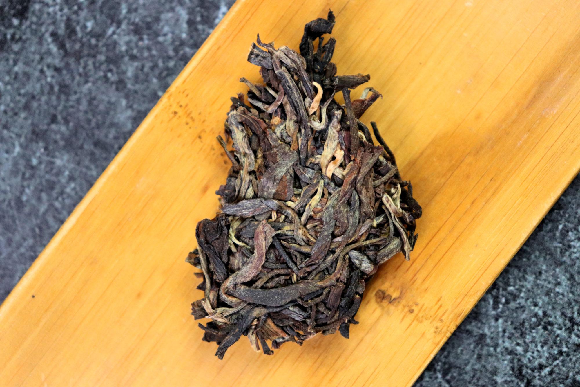 Crimson Lotus Tea 2017 Stargazer Sheng