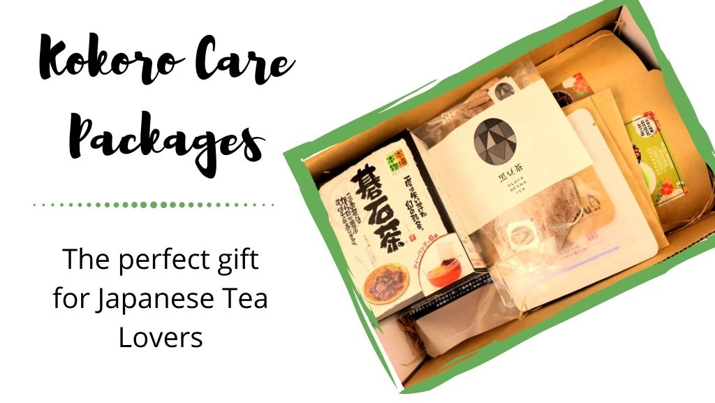 Kokoro Care Packages – The Perfect Gift for Japanese Tea Lovers