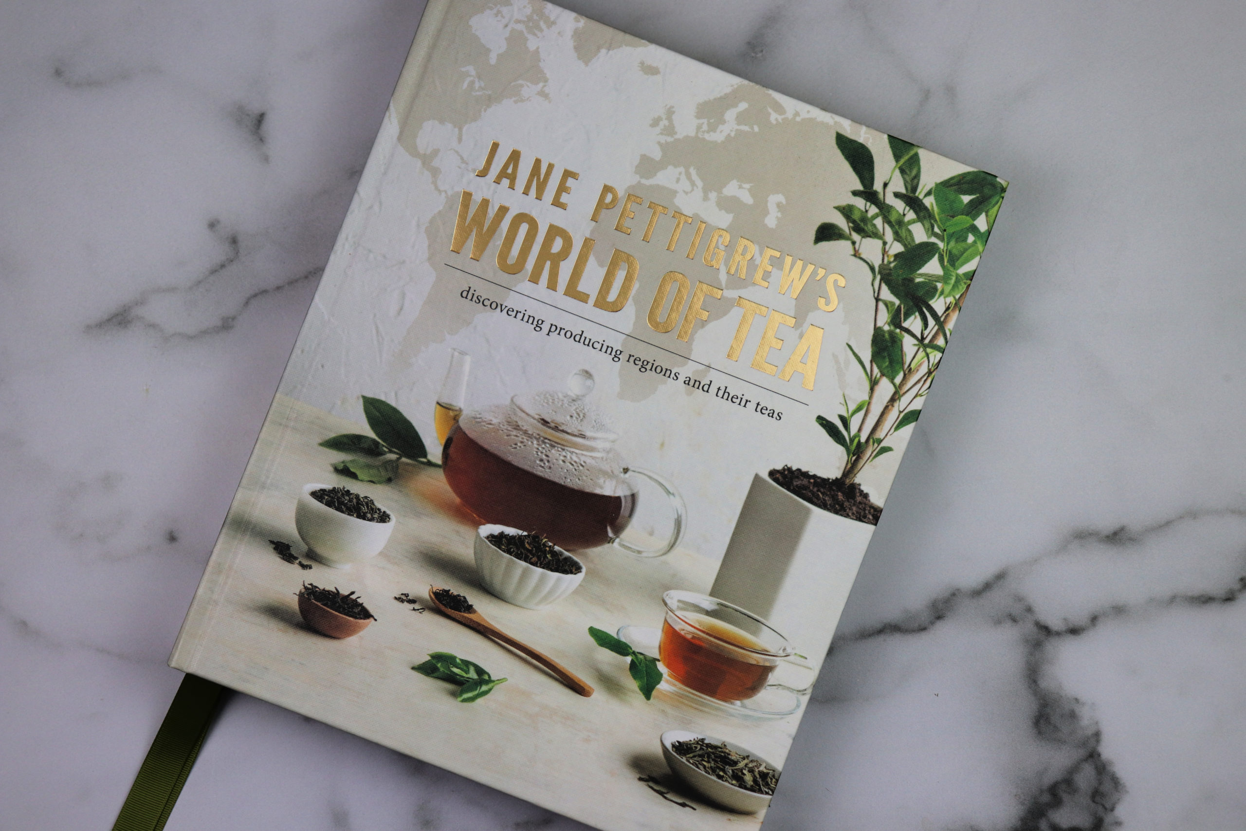 World of Tea by Jane Pettigrew