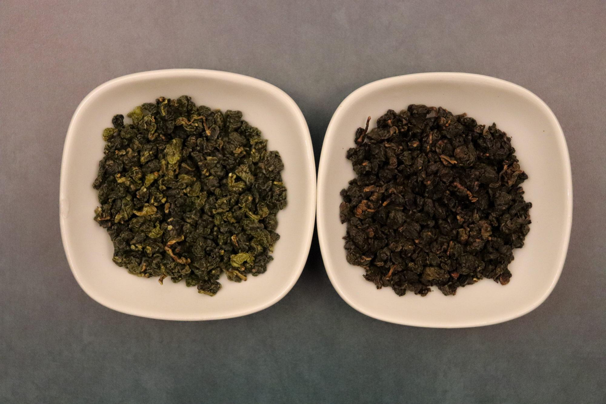 Eco-Cha Tsui Yu Oolong – Unroasted vs. Roasted